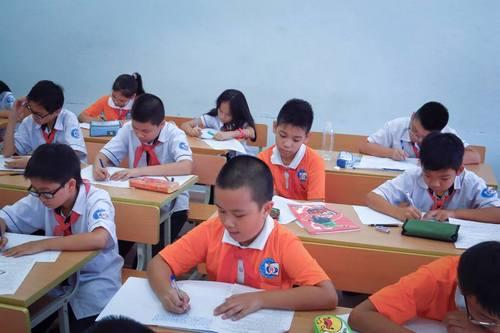 Tuyen sinh vao lop 6 tinh Khanh Hoa nam 2015