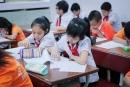 Cấu trúc khảo sát tiếng Anh vào lớp 6 2015 THPT chuyên Trần Đại Nghĩa