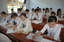 Đề thi học kì 2 lớp 12 môn Văn THPT Hồng Bàng 2015