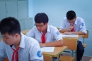 Thái Bình công bố môn thi thứ 3 vào lớp 10 năm 2015