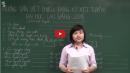 Hướng dẫn điền phiếu xét tuyển đại học cao đẳng 2015 (Video)