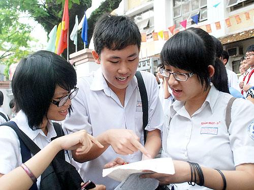 Tuyen sinh vao lop 10 tinh Bac Ninh nam 2015