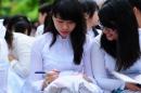 Điểm chuẩn vào lớp 10 tỉnh Hưng Yên năm 2015