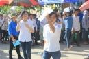 Gần 9000 thí sinh xét tuyển NV1 ĐH Thủ Dầu Một