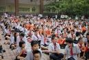 Đề thi giữa học kì 1 lớp 8 môn Toán 2015 Kim Sơn