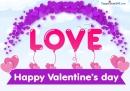 Tin nhắn hình chúc Valentine hay và ý nghĩa