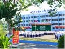 Chỉ tiêu tuyển sinh học viện Hải quân năm 2016