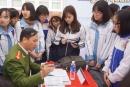 Điểm chuẩn các trường công an 2016 sẽ tăng?