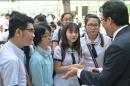 Thông tin tuyển sinh trung cấp chuyên nghiệp 2016