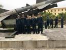 Học viện phòng không không quân công bố điểm chuẩn 2016