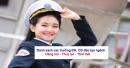 Danh sách các trường ĐH, CĐ đào tạo ngành Hàng hải - Thủy lợi - Thời tiết