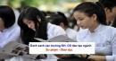 DS các trường ĐH, CĐ đào tạo ngành Sư phạm - Giáo dục