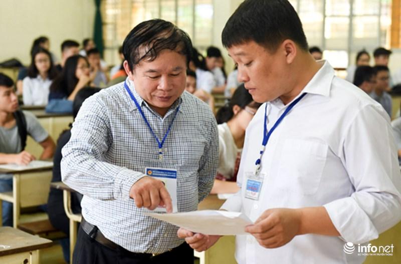 De thi THPT quoc gia 2017 nam tron chuong trinh lop 12