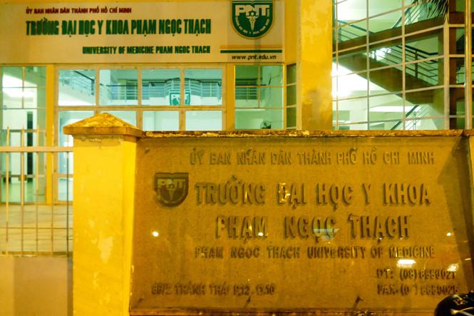 Truong DH Y khoa Pham Ngoc Thach chinh thuc duoc tuyen sinh trong ca nuoc