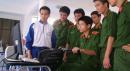 Điểm chuẩn Trường Sĩ quan Kỹ thuật quân sự năm 2017