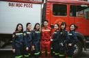 Điểm chuẩn Đại học phòng cháy chữa cháy năm 2017