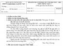 Đề thi kì 1 lớp 3 môn Tiếng Việt năm 2017 - Quận Ngô Quyền