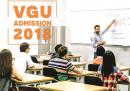 Phương án tuyển sinh riêng Đại học Việt Đức năm 2018