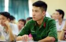 Điều kiện sức khỏe thi vào các trường quân đội năm 2018