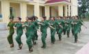 Chỉ tiêu tuyển sinh trường sĩ quan lục quân 1 năm 2018