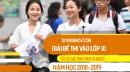 Tuyensinh247 giải đề thi vào lớp 10 Tất cả các tỉnh năm 2018