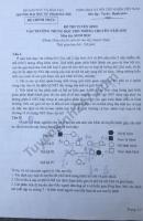 Đáp án đề thi vào lớp 10 môn Sinh Chuyên 2018 - THPT Chuyên Sư phạm HN