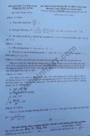 Đáp án đề thi vào lớp 10 môn Toán - Sở GD Quảng Ninh năm 2018
