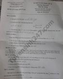 Đáp án đề thi vào lớp 10 môn Toán tỉnh Tiền Giang 2018