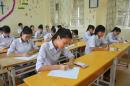Quảng Ngãi công bố điểm thi vào lớp 10 năm 2018
