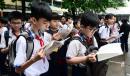 Hà Nội công bố điểm chuẩn bổ sung vào lớp 10 THPT công lập 2018