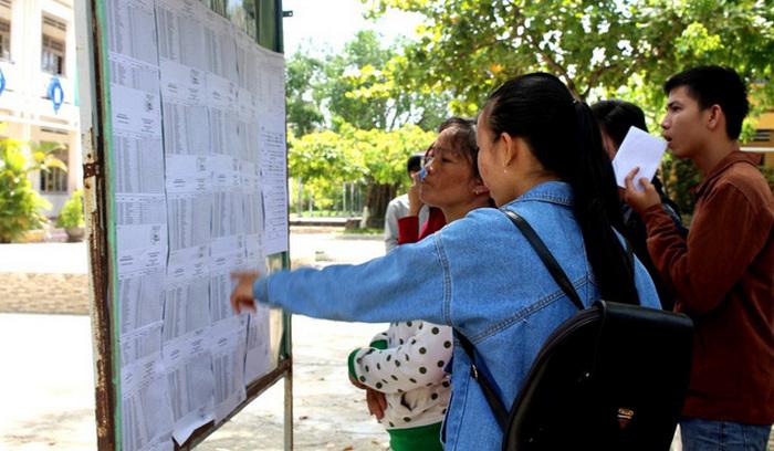Mấy giờ Bộ GD công bố điểm thi THPT Quốc gia 2018?