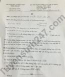 Đáp án đề thi vào lớp 10 môn Toán - Sở GD Bình Thuận năm 2018
