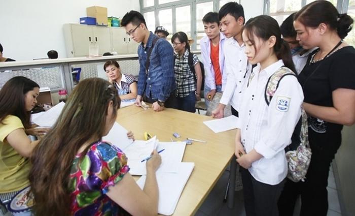 Hồ sơ nhập học tất cả các trường Đại học năm 2018