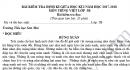 Đề kiểm tra giữa học kỳ 1 môn Tiếng Việt lớp 5 - Tiểu học Sơn Mai năm 2018