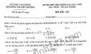 Đề thi thử THPTQG môn toán năm 2018  lần 1 thành phố Hải Phòng