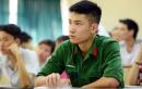 Chỉ tiêu tuyển sinh vào các trường Quân đội năm 2019