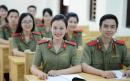 Chỉ tiêu tuyển sinh Học viện An ninh nhân dân 2019