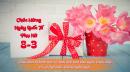 Những tấm thiệp chúc mừng ngày Quốc tế phụ nữ 8/3 ý nghĩa nhất