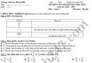 Đề kiểm tra giữa kì 2 lớp 4 môn Toán TH Krông Búk 2019