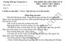 Đề thi giữa kì 2 lớp 4 môn Tiếng Việt 2019 - TH Trung Sơn A