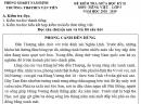 Đề thi giữa kì 2 lớp 5 môn Tiếng Việt 2019 - TH Tân Tiến