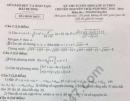 Đề thi thử vào lớp 10 môn Toán - Chuyên Nguyễn Trãi 2019