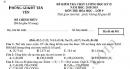 Đề thi học kì 2 lớp 9 môn Hóa - Sở GD Tân Yên 2019