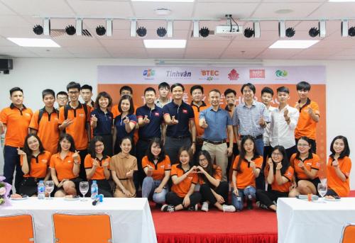 Sinh viên BTEC FPT có cơ hội làm tại công ty công nghệ hàng đầu Việt Nam