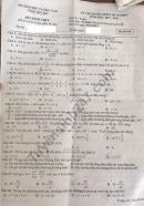 Đáp án đề thi vào lớp 10 môn Toán - Sở GD Yên Bái 2019