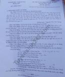 Đáp án đề thi vào lớp 10 môn Ngữ  Văn Sở GD Hưng Yên năm 2019