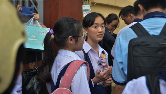 Diem thi vao lop 10 nam 2019 Binh Dinh