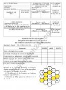 Đáp án đề thi bài khảo sát vào lớp 6 Chuyên Trần Đại Nghĩa 2019-đề 2