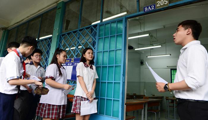Trường Chuyên Thủ Khoa Nghĩa công bố điểm chuẩn 2019 lớp 10