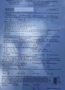 Đáp án đề thi THPTQG môn Lý mã đề 213 năm 2019 của Bộ GD
